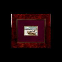 Tumminiello's Mosaic : Barca 7×10Mosaico Maestro Tumminiello : Barca 7×10