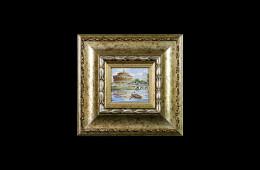 Traversari Brothers Mosaic : Castel S. Angelo 5×9,50Mosaico Fratelli Traversari : Castel S. Angelo 5×9,50