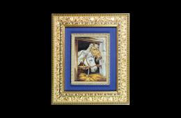Traversari Brothers Mosaic : Cavalli 16×22Mosaico Fratelli Traversari : Cavalli 16×22