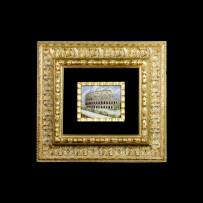 Tiberi's Mosaic : Colosseo 15×12Mosaico Maestro Tiberi : Colosseo 15×12