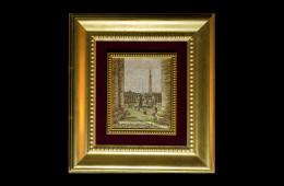 Tiberi's Mosaic : Fontana S.Pietro 23×26Mosaico Maestro Tiberi : Fontana S.Pietro 23×26