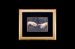 Antique Mosaics: Mani Creazione IMosaici Antichi: Mani Creazione I