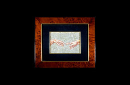 Antique Mosaics: Mani Giudizio Creazione IIMosaici Antichi: Mani Creazione II
