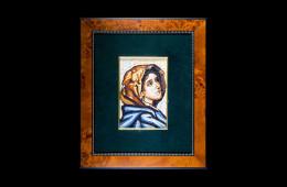 Antique Mosaics: Maria AddolorataMosaici Antichi: Maria Addolorata