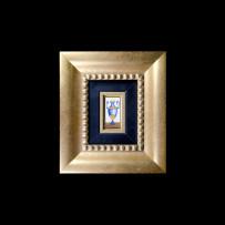 Antique Mosaics: Vaso BluMosaici Antichi: Vaso Blu