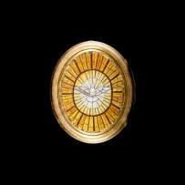 Antique Mosaics: Colomba OvaleMosaici Antichi: Colomba Ovale
