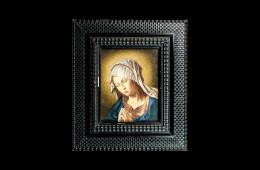 Antique Mosaics: Madonna della SaluteMosaici Antichi: Madonna della Salute